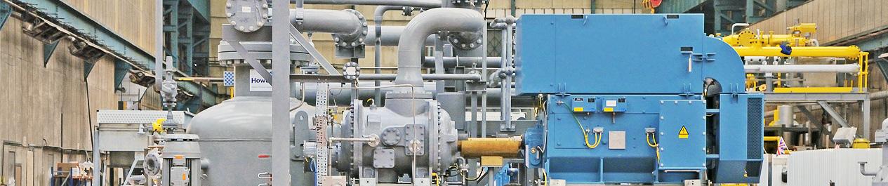 Gas Compressors, Hydrogen Compressors