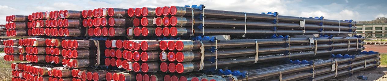 OCTG, tubing, casing, oil country tubular goods, drill string, line pipe, chrome, coiled tubing, drill collar, sucker rods