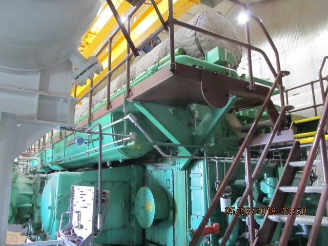Cooper Bessemer, 20-Z330, 13500hp, Compressor, Qty 1