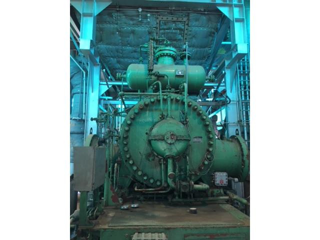 General Electric, 9100hp, Single Gas, Compressor, Qty 1