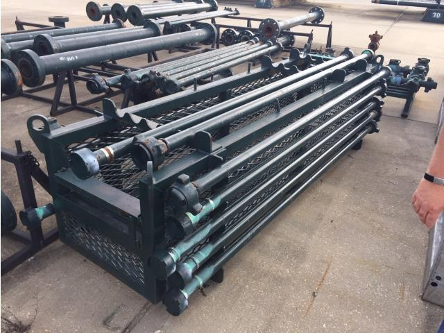 Image -1in to 2in, 10,000# to 15,000# MAWP, Flowline, Manifolds, Fittings, & Baskets, 1 Lot