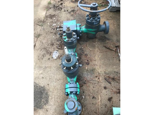 Image -1-13/16in to 10-3/4in, 5M & 10M, Cameron, WKM, & Various, Actuators, Tree Caps, Adapters, Spools, & Miscellaneous Wellhead, Qty 33