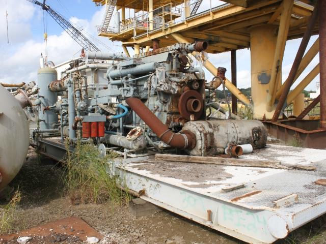 Ariel, JGH/2, 1200rpm, Compressor, Qty 1