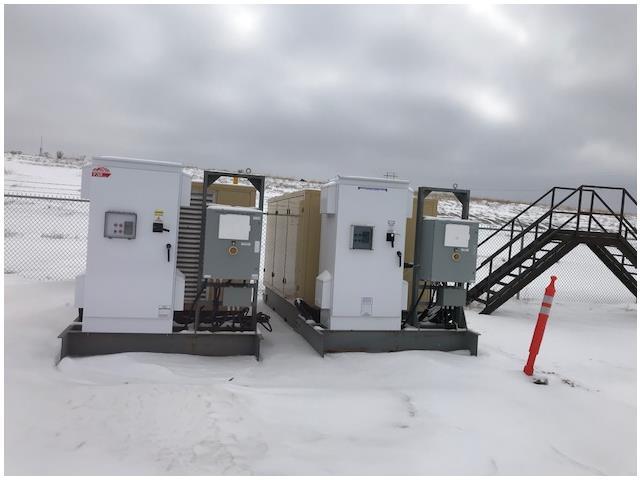 Image -100hp, Unimac, VRU-2100, Vapor Recovery Unit (VRU), Qty 1