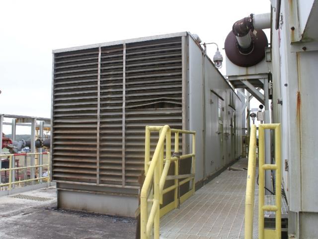 Caterpillar, 3516, 800kW, Generator Set, Qty 1