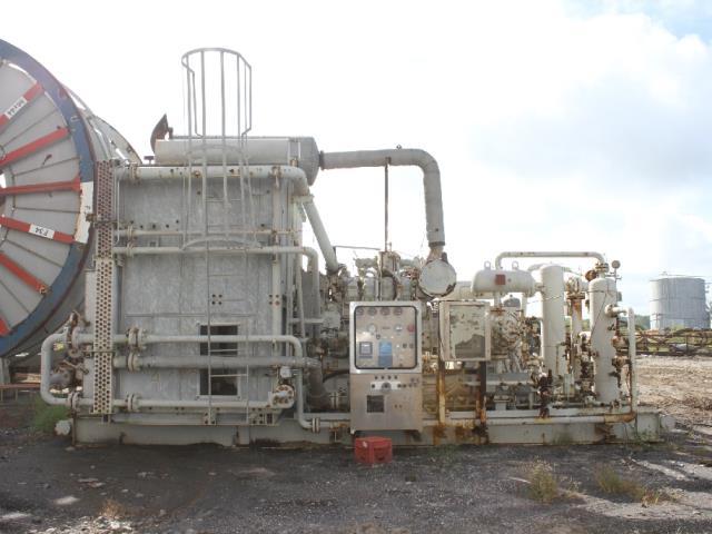 Energy Industries, 1500rpm, Compressor, Qty 1