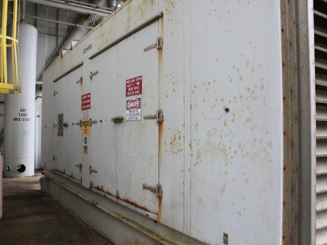 Caterpillar, 3412, 500kW, Generator Set, Qty 1