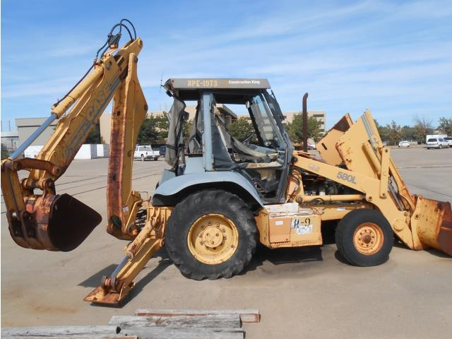 23 - Case, 580L, Backhoe, Qty 1 in Ponca City OK United States