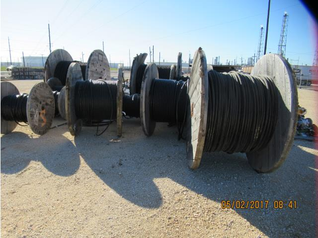 1/0AWG to 18AWG Lake Cable Okonite Service Wire Nexans Superior Essex Teldor & Dekoron Wire 1 Lot